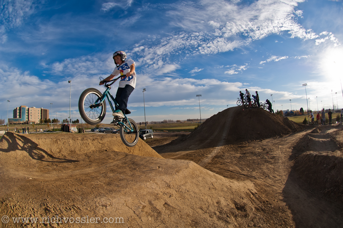 bmx dirt jump photos